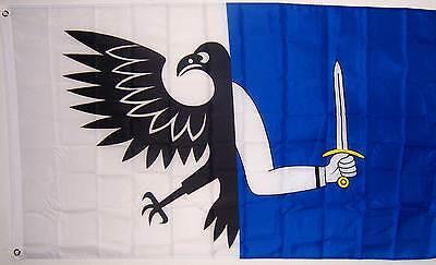 NEW 3ftx5 CONNACHT IRELAND IRISH PROVINCE FLAG better quality usa seller