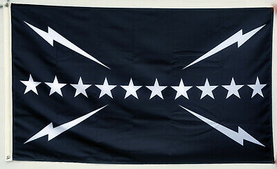 Yelawolf Slumerican Hip hop Rap 3X5FT Black Banner Flag US Seller Free - Hip Hop Banners