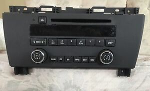 Car radio from 2006 Buick Allure