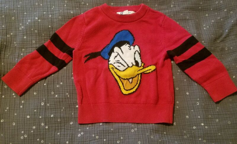 Gap Donald duck Sweater