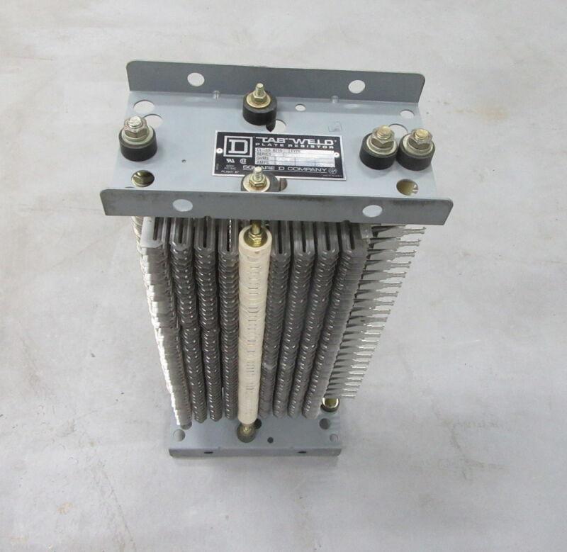 Square D 6715-TW-21 D Plate Resistor A51237-167-50