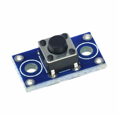 5pcs Momentary Tactile Button Module Switch Board For Arduino