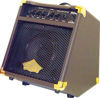 Acoustic Guitar Amp Amplifier (Washburn WA20 Acoustic Guitar Amplifier / Amp )