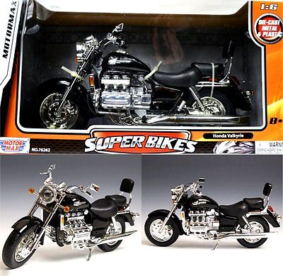 MOTOR MAX Honda Valkyrie Diecast Motorcycle 1:6 Scale