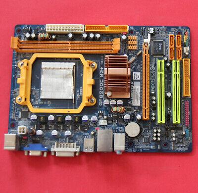 Biostar GF8200C M2+, AM2 AM2+, AMD Motherboard Mainboard