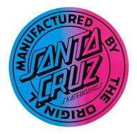 Santa Cruz - Mfg Dot Fade - Skateboard Sticker - santa cruz - ebay.co.uk