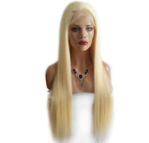 Custom Lace Front Human Hair Wigs