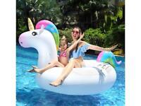 Inflatable Unicorn Swimming Pool