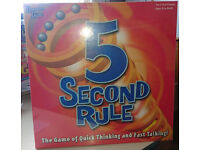 5 Second Rule – Board Game