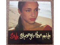 Sade - Stronger Than Pride Vinyl LP