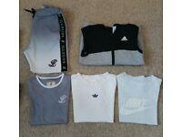 Boys Jd sports clothes bundle