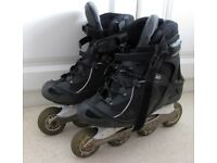 "Salomon Inline Skates (""Rollerblades"") for men, UK size 9.5"