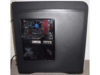 High End Gaming PC i5 6600k, GTX 970 4GB GDDR5, 16GB DDR4, SSD 120GB + 1TB HDD