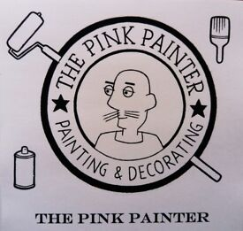 The Pink Painter