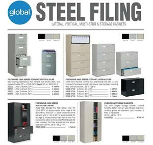 Spring Filing Cabinet Sale! Lateral - Vertical - Storage Cabinet!