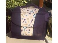 Childs portable travel booster seat & another feeding seat