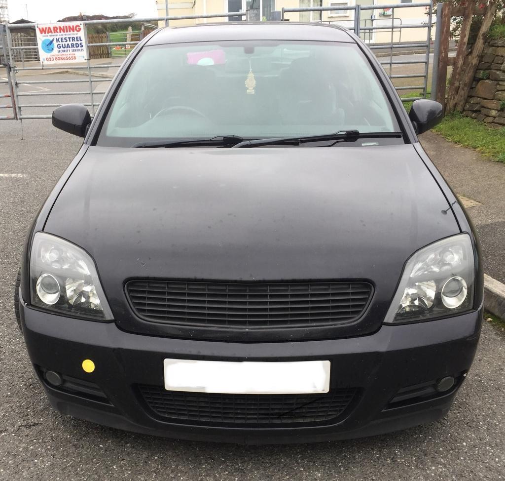 2004 Vauxhall Vectra SRI Petrol