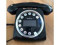 Sagemcom Sixty Retro Cordless Phone £15