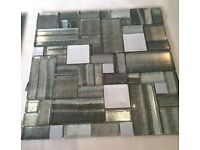 Glass Splash Back Tiles - On Mesh Sheet