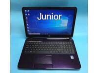 HP QuadCore Fast 1TB, 4GB Ram HD Laptop, Win 10, Slimline,HDMI, Microsoft office,Excellent Condition
