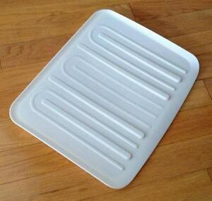 Rubbermaid Large Dish Drainer Tray