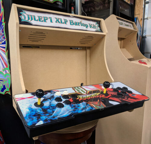 Easy to Assemble LVL23P Bartop Arcade Cabinet Kit Pandora
