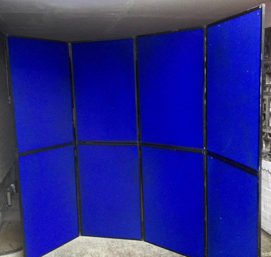 Portable Exhibition Folding Display : Portable exhibition display stand panel folding show board in