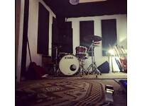 Band/musician rehearsal space available