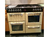 Stoves Richmond 1000G Champagne Range Cooker