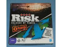 'Risk Balance Of Power' Board Game