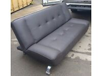 Black sofa bed *2 Available*