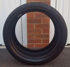 245 35 R18 88Y * Bridgestone Potenza Run Flat 7mm tyre.