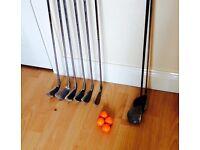 Brand new set of Titleist golf clubs £20