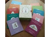 New Boxed Set of Beatrix Potter Peter Rabbit Books