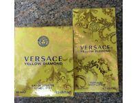 versace yellow diamonds