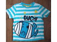 Mr Bump T-shirt Tesco 3-4 years