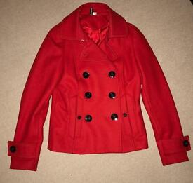 Ladies H&M coat size 12