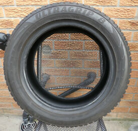 Winter Tyre / Goodyear UltraGrip 8 / 205/55/R16 91H / Mud And Snow / Goodyear / Tyre / Winter Tyre