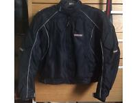 Mens large texport sport motorcycle jacket