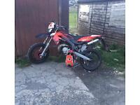 2007 Aprilia sx 50 for sale or SWAP for a crosser may take px