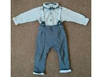 Baby boy NEXT 4 pcs outfit