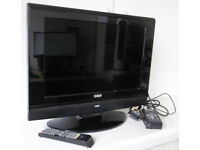 "DGM 19"" Wide Screen LCD HD Ready Freeview TV - LTV1929WHTC"