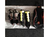 Men's Football Boots & ShinPads