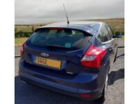 Ford Focus Hatchback Titanium 1.0 turbo 125 HP - 30100 miles - MOT until 08/2019