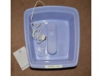 AROMA SPA electric foot Spa