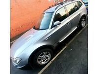 BMW X3 SE 2.5L, 2004, spares & repairs with long MOT - OFFERS (see description)