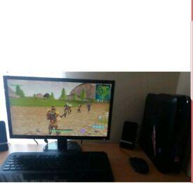 alienware x51 r2 gaming pc + ps4 slim 500gb