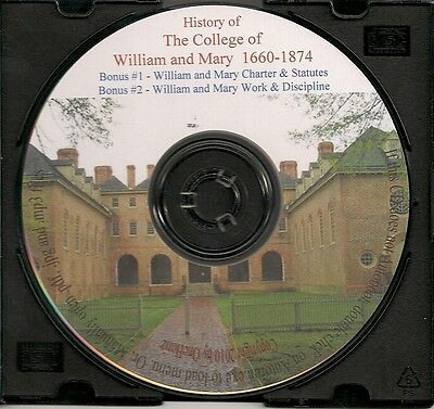 History of the College William and Mary - VA Genealogy