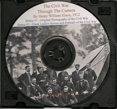 The Civil War Through the Camera - 16 Parts  +  Bonus