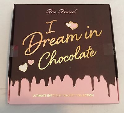 Too Faced I Dream In Chocolate Ultimate Everyday Makeup Collection